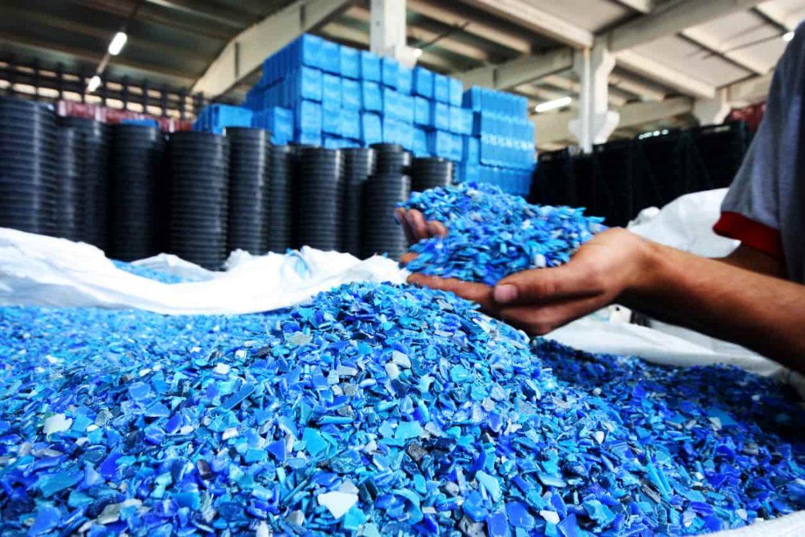 Le processus de recyclage